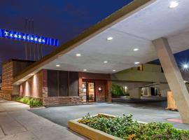 Travelodge by Wyndham Phoenix Downtown, motel in Phoenix