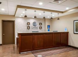 Comfort Inn & Suites At Copeland Tower, hotel near Treasure Chest Casino, Metairie