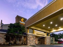 Comfort Suites NW Dallas Near Love Field, hotel near Dallas Love Field Airport - DAL,