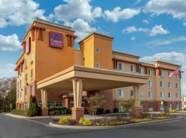 Comfort Suites Seaford, hotel in Seaford