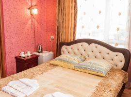 Barguzinskiy Priboy Inn, hotel with parking in Ust'-Barguzin
