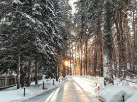 Парк-Отель Лесные дали, отель в Барнауле