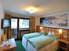 Hotel-Garni Felsenhof, hotel in Lech am Arlberg