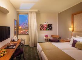 Prima Park Hotel Jerusalem, отель в Иерусалиме