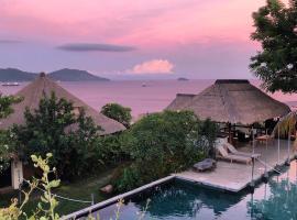 Bloo Lagoon Village, hotel in Padangbai