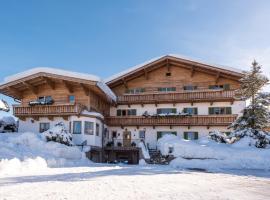 Apartments Foidl, apartment in Kitzbühel
