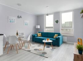 Luxury Apartment Solvo, hotel in Gdańsk