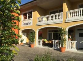 Annenhof, Hotel in der Nähe von: Rottal Terme, Bad Birnbach
