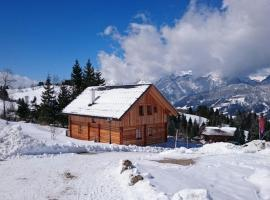 Hüttendorf Dachsteinblick - Ski In Ski Out, Hotel in der Nähe von: Tellerlift, Pruggern