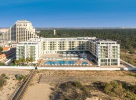 Hotel Apartamento Dunamar, hotel in Monte Gordo