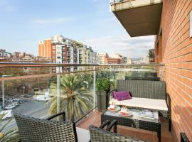 Apartments Sata Olimpic Village Area, hotel in Barcelona