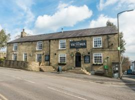 The Victoria Walshaw, hotel in Bury