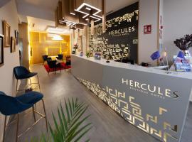 Hercules Boutique Hotel, hotel in Ceuta