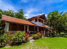 Krui Surf Camp/Hotel Mutiara Alam Zandino, pet-friendly hotel in Krui