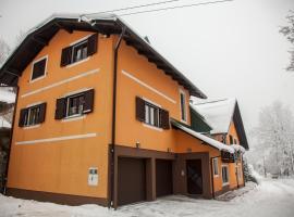Apartmani Kanjer 1 Delnice, room in Delnice