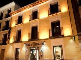 Posada del León de Oro Boutique Hotel, hotel a prop de Mercado San Miguel, a Madrid