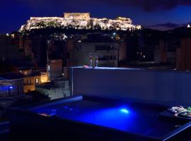ATER ALBUS by K&K, serviced apartment in Athens