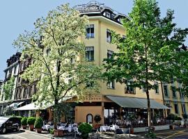 Hotel Seegarten, hotel near Zurich Opera House, Zurich