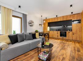 Apartamenty Black&White - Apartament Loft Style, hotel near Navy Museum, Gdynia