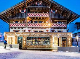 Peakini Klubhaus, hotel in Obertauern