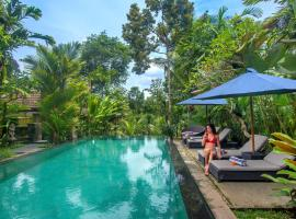 Alam Dania Cottage, resort village in Ubud