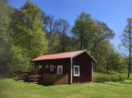 Skäralids Camping & Vandrarhem, hotel near Soderasens National Park – Southern Entrance, Ljungbyhed
