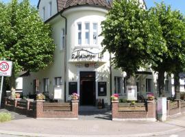 Raffelberger Hof, hotel in Mülheim an der Ruhr