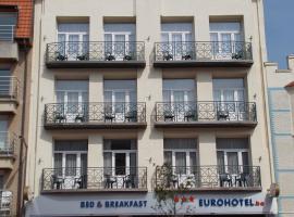 Eurohotel, hotel in Blankenberge