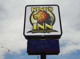 Kings Inn Cody, hotel in Cody