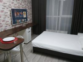 Loft Apartments in Aquarelles Residential Area, hotel near Gorenki Train Station, Balashikha