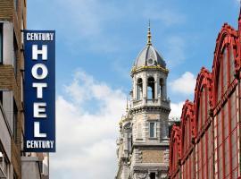 Century Hotel Antwerpen Centrum, hotel near Silver Museum Sterckshof, Antwerp