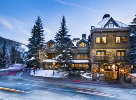 Vail Mountain Lodge & Spa, spa hotel in Vail