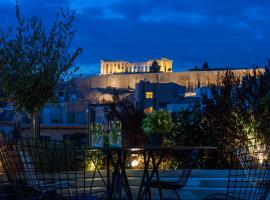 B4B Athens Signature Hotel, hotel in Athens