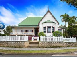 Port Macquarie Backpackers, accommodation in Port Macquarie