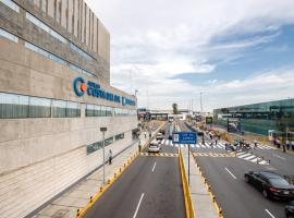 Costa del Sol Wyndham Lima Airport, accessible hotel in Lima