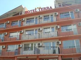 Hotel Terra, hotel near Lake Techirghiol Mud Baths, Eforie Nord