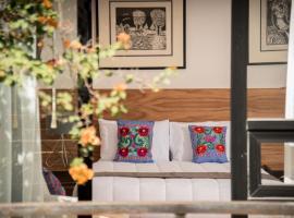 """Nardazul """"Casa de Sueños"""", отель в городе Оахака-де-Хуарес"""