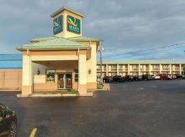 Quality Inn & Suites 1000 Islands, hotel em Gananoque