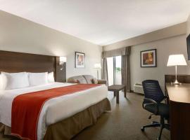 Travelodge Hotel by Wyndham Kingston Lasalle, hotel in Kingston