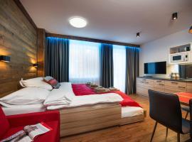4Roses Apartments, apartment in Vysoké Tatry