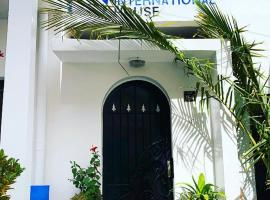 Dakar International House, hotel v destinaci Dakar