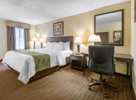 Quality Inn Daytona Speedway - I-95, hotel in Daytona Beach