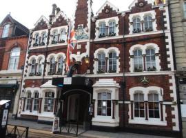 The Kings Arms, hotel in Swindon
