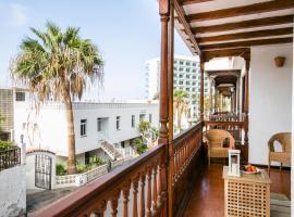 Bamboo suite, hotel in Acantilado de los Gigantes