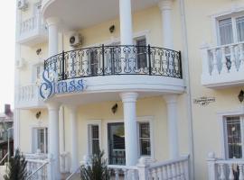 Strass, гостевой дом в Геленджике