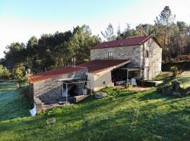 Quinta da Cerdeira, farm stay in Seia