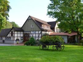 Haus Berkenkamp, guest house in Lage