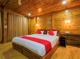 Brushwood Villa Resort, hotel in Palolem