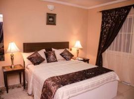Integrity Hotel & Suites, отель в Лагосе