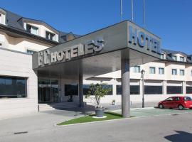Hotel FC Villalba, hotel in Collado-Villalba